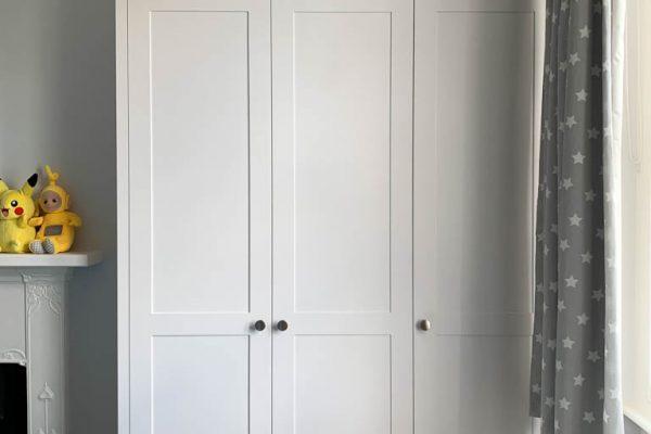 Shaker Wardrobe